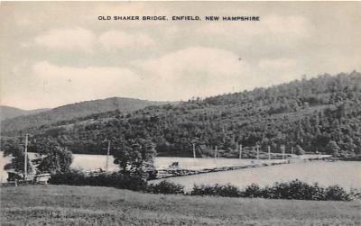 sha300046 - Old Vintage Shaker Post Card