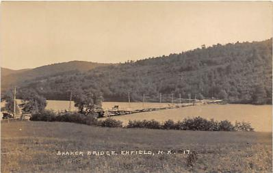 sha300050 - Old Vintage Shaker Post Card