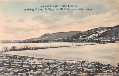 sha300052 - Old Vintage Shaker Post Card