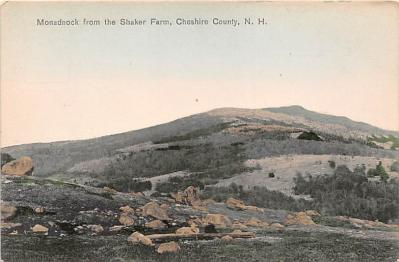 sha300066 - Old Vintage Shaker Post Card