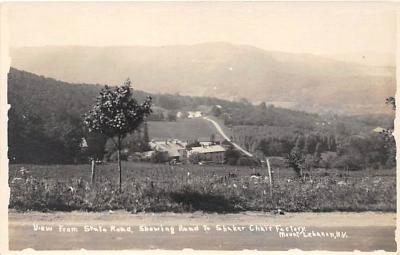 sha500178 - Old Vintage Shaker Post Card