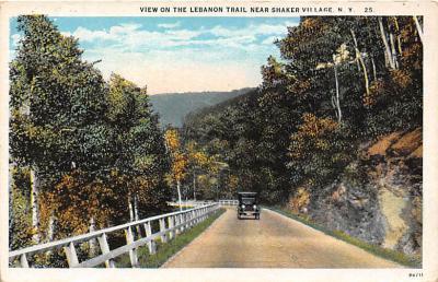sha500213 - Old Vintage Shaker Post Card