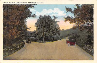 sha500222 - Old Vintage Shaker Post Card