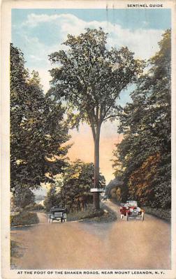 sha500224 - Old Vintage Shaker Post Card