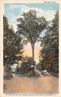 sha500229 - Old Vintage Shaker Post Card