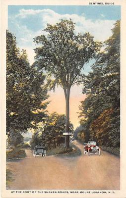 sha500230 - Old Vintage Shaker Post Card