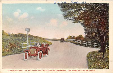 sha500233 - Old Vintage Shaker Post Card