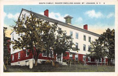 sha500294 - Old Vintage Shaker Post Card