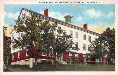sha500295 - Old Vintage Shaker Post Card