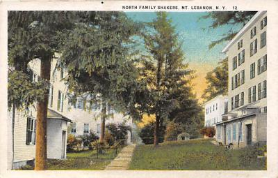 sha500322 - Old Vintage Shaker Post Card