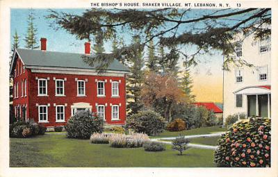 sha500331 - Old Vintage Shaker Post Card