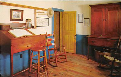 sha600142 - Old Vintage Shaker Post Card