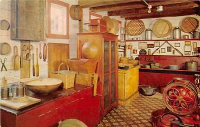 sha600145 - Old Vintage Shaker Post Card