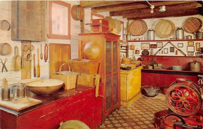 sha600146 - Old Vintage Shaker Post Card