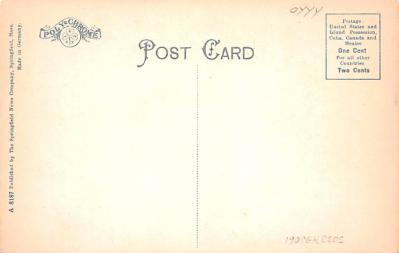 sha700029 - Shaker Postcards Old Vintage Antique Post Cards  back