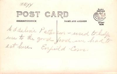 sha700037 - Shaker Postcards Old Vintage Antique Post Cards  back