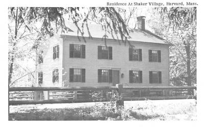 sha700175 - Shaker Postcards Old Vintage Antique Post Cards