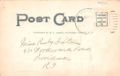 sha700191 - Shaker Postcards Old Vintage Antique Post Cards  back