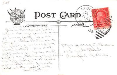sha700199 - Shaker Postcards Old Vintage Antique Post Cards  back