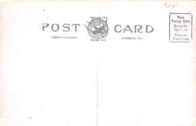 sha700203 - Shaker Postcards Old Vintage Antique Post Cards  back