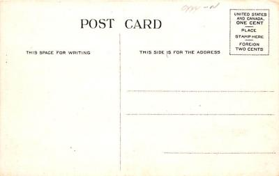 sha700251 - Shaker Postcards Old Vintage Antique Post Cards  back
