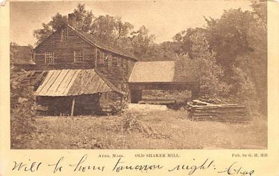 sha700253 - Shaker Postcards Old Vintage Antique Post Cards