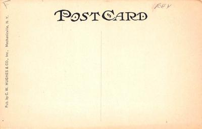 sha700277 - Shaker Postcards Old Vintage Antique Post Cards  back