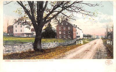 sha700287 - Shaker Postcards Old Vintage Antique Post Cards