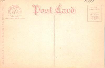 sha700289 - Shaker Postcards Old Vintage Antique Post Cards  back