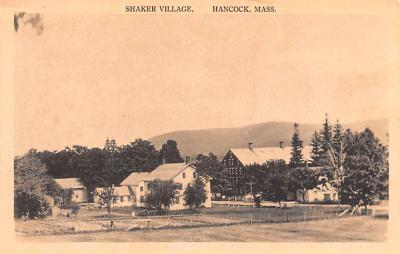 sha700305 - Shaker Postcards Old Vintage Antique Post Cards