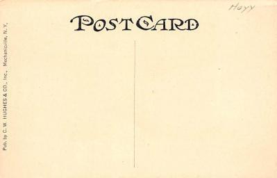 sha700305 - Shaker Postcards Old Vintage Antique Post Cards  back