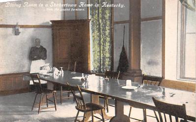 sha700337 - Shaker Postcards Old Vintage Antique Post Cards
