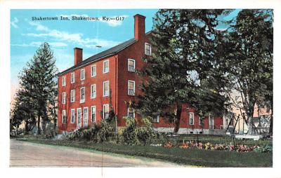 sha700351 - Shaker Postcards Old Vintage Antique Post Cards