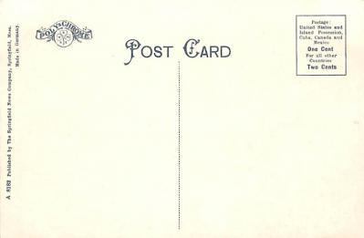 sha700379 - Shaker Postcards Old Vintage Antique Post Cards  back