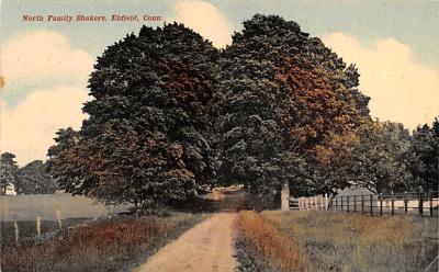 sha700387 - Shaker Postcards Old Vintage Antique Post Cards
