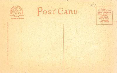 sha700387 - Shaker Postcards Old Vintage Antique Post Cards  back