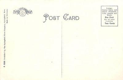 sha700397 - Shaker Postcards Old Vintage Antique Post Cards  back