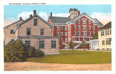 sha700409 - Shaker Postcards Old Vintage Antique Post Cards