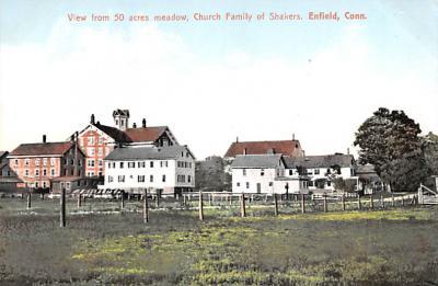 sha700413 - Shaker Postcards Old Vintage Antique Post Cards