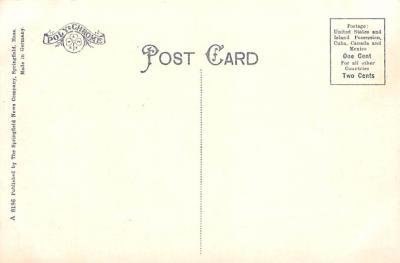 sha700413 - Shaker Postcards Old Vintage Antique Post Cards  back