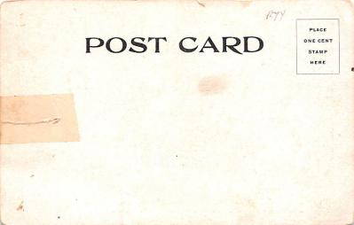 sha700419 - Shaker Postcards Old Vintage Antique Post Cards  back