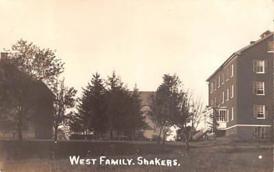 sha700439 - Shaker Postcards Old Vintage Antique Post Cards
