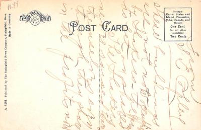 sha700447 - Shaker Postcards Old Vintage Antique Post Cards  back