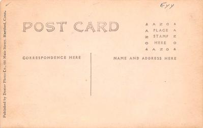 sha700451 - Shaker Postcards Old Vintage Antique Post Cards  back