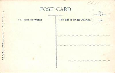 sha700465 - Shaker Postcards Old Vintage Antique Post Cards  back