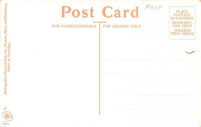sha700467 - Shaker Postcards Old Vintage Antique Post Cards  back