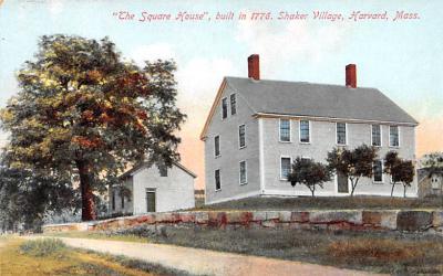 sha700469 - Shaker Postcards Old Vintage Antique Post Cards