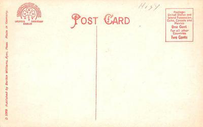 sha700469 - Shaker Postcards Old Vintage Antique Post Cards  back