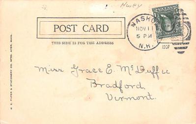 sha700477 - Shaker Postcards Old Vintage Antique Post Cards  back