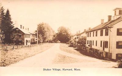 sha700487 - Shaker Postcards Old Vintage Antique Post Cards